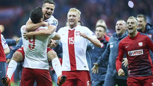 """Lewandowski, Modric dẫn đầu """"đàn ngựa ô"""" ở Euro 2016 - 2"""