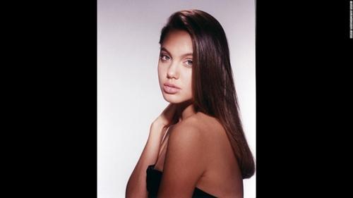 Ngắm Angelina Jolie ngây thơ tuổi 15 - 2