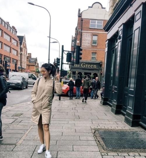 Choáng với cuộc sống du học tại Anh của Á hậu Huyền My - 11