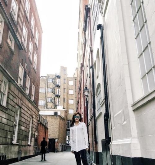 Choáng với cuộc sống du học tại Anh của Á hậu Huyền My - 12
