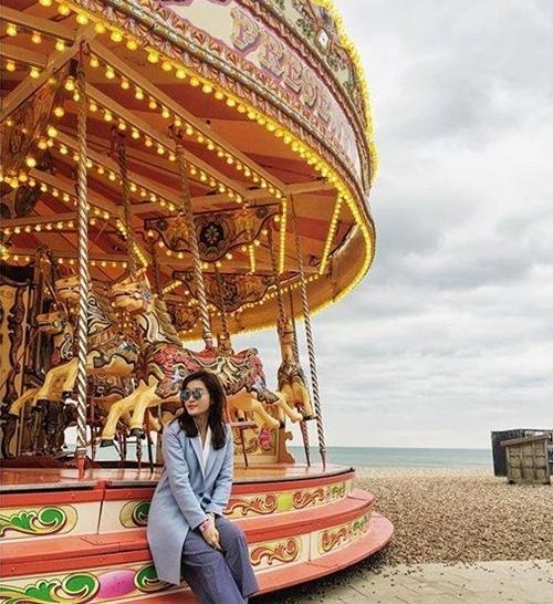 Choáng với cuộc sống du học tại Anh của Á hậu Huyền My - 5