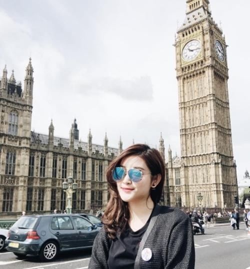 Choáng với cuộc sống du học tại Anh của Á hậu Huyền My - 6