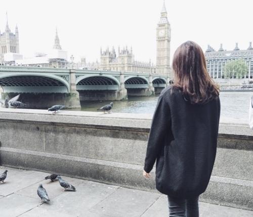 Choáng với cuộc sống du học tại Anh của Á hậu Huyền My - 7