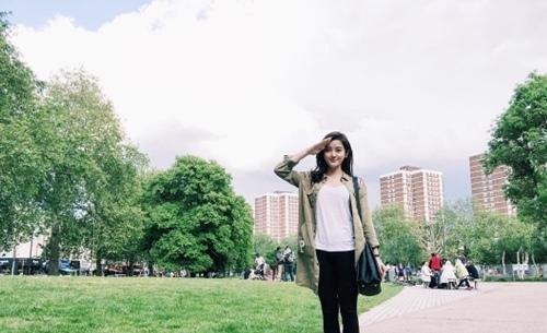 Choáng với cuộc sống du học tại Anh của Á hậu Huyền My - 14
