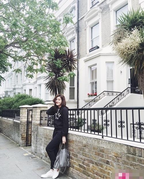 Choáng với cuộc sống du học tại Anh của Á hậu Huyền My - 15