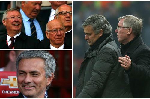 """""""Mourinho tài ba, xứng đáng thay Sir Alex phục hưng MU"""" - 1"""