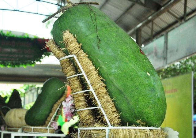 Trái cây khổng lồ hội tụ ở Sài Gòn - 12