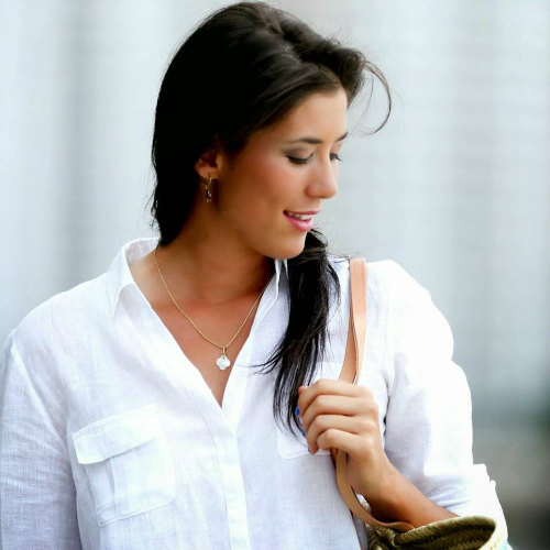 Tân nữ hoàng Roland Garros: Kiều nữ 2 dòng máu - 1