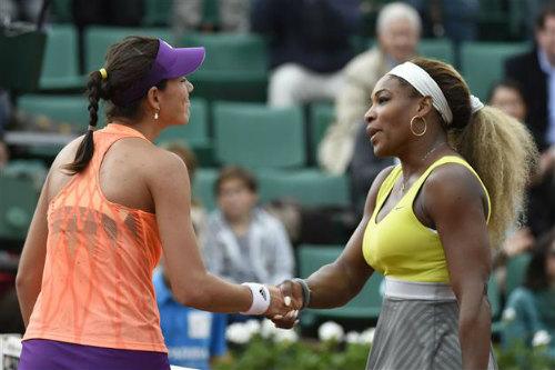 Tân nữ hoàng Roland Garros: Kiều nữ 2 dòng máu - 3