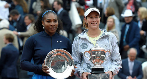 Tân nữ hoàng Roland Garros: Kiều nữ 2 dòng máu - 4