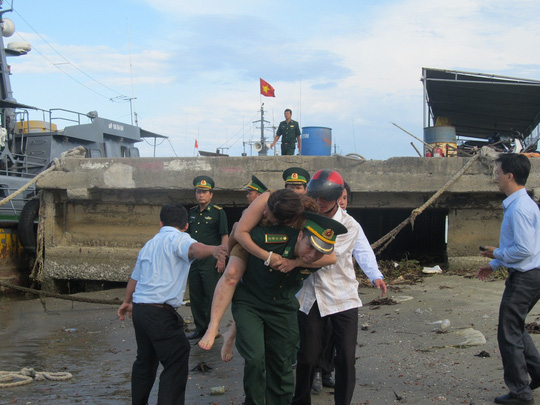 Vụ chìm tàu sông Hàn: Tìm thấy thi thể 3 người mất tích - 2