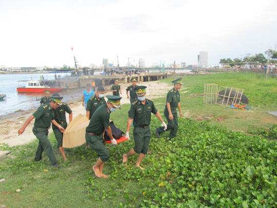Vụ chìm tàu sông Hàn: Tìm thấy thi thể 3 người mất tích - 3