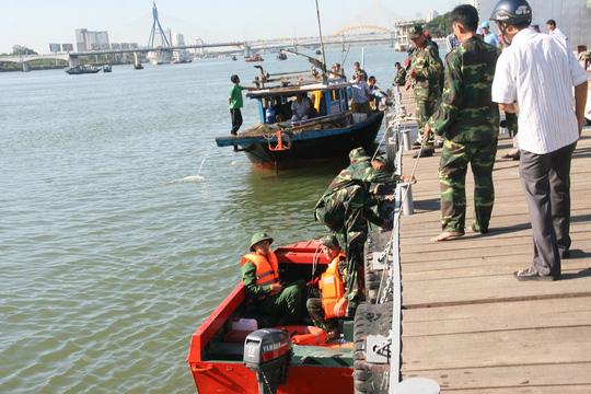 Vụ chìm tàu sông Hàn: Tìm thấy thi thể 3 người mất tích - 7