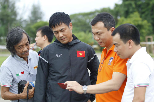 Hạ U21 Singapore siêu kịch tính, U21 Việt Nam giành HCĐ - 1