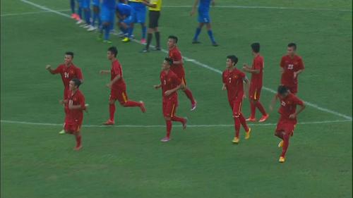 Hạ U21 Singapore siêu kịch tính, U21 Việt Nam giành HCĐ - 2