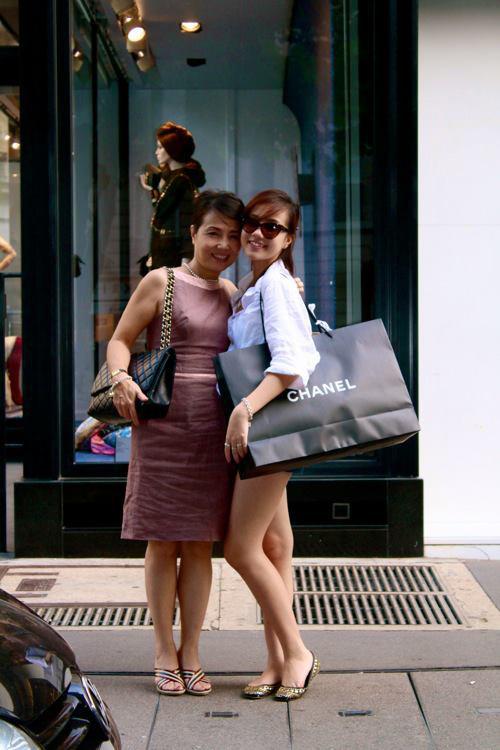 3 nàng hotgirl Việt xinh, cao, nhà giàu và sành điệu - 13