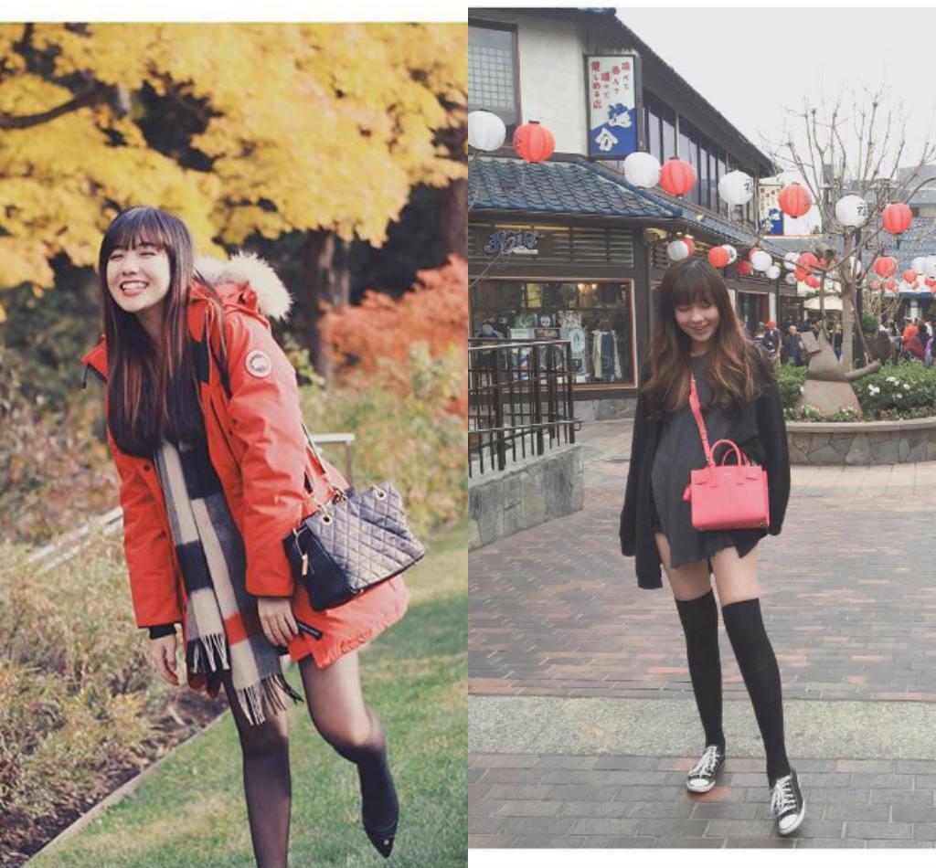 3 nàng hotgirl Việt xinh, cao, nhà giàu và sành điệu - 14