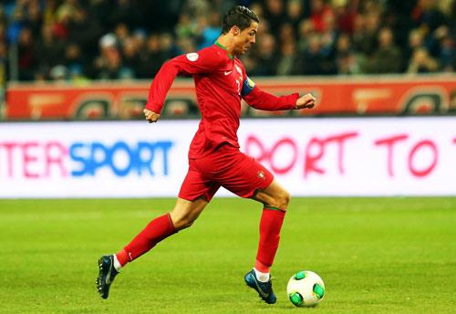 """Đội hình """"thần gió"""" tại Euro: Ronaldo sát cánh Bale - 10"""