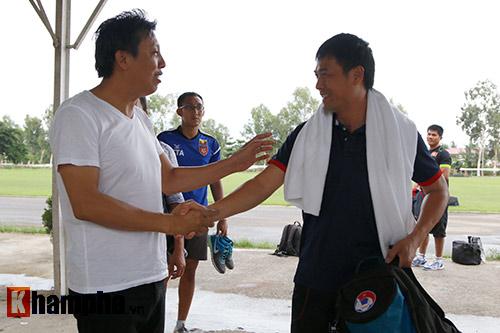 ĐTVN: Thầy trò Hữu Thắng tươi hết cỡ trước chung kết - 2