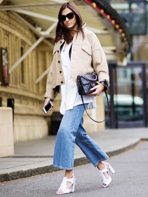 Tại sao cứ phải là quần jeans dài? - 3