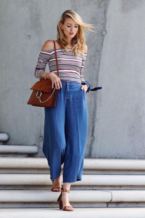 Tại sao cứ phải là quần jeans dài? - 7