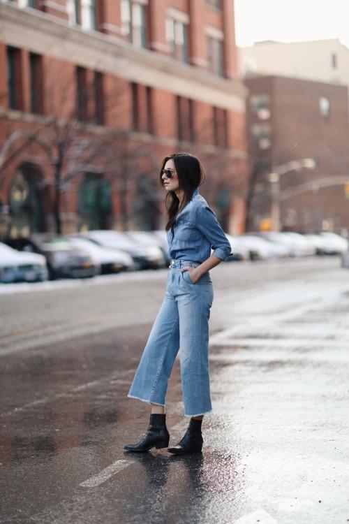 Tại sao cứ phải là quần jeans dài? - 6