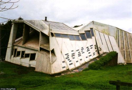 Những ngôi nhà kỳ dị nhất trên thế giới - 5