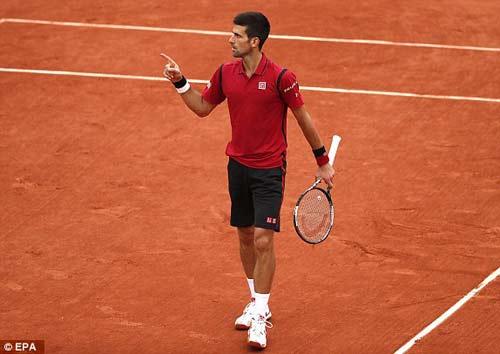 Video Djokovic vs Murray - 1