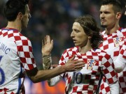 """Bóng đá - Lewandowski, Modric dẫn đầu """"đàn ngựa ô"""" ở Euro 2016"""
