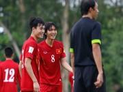 Bóng đá - ĐTVN: Thầy trò Hữu Thắng tươi hết cỡ trước chung kết