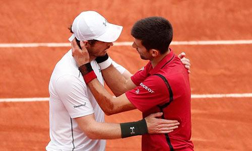 Nghẹn ngào hạnh phúc, Djokovic vẽ trái tim ở Roland Garros - 8