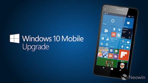 """Windows 10 chính thức """"cập bến"""" Lumia 640 và 735 - 1"""
