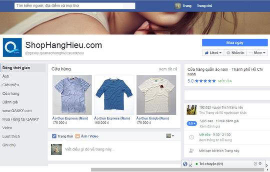 Mua bán trên Facebook sẽ tiện lợi hơn - 1