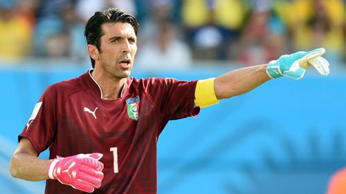 Từ Carvalho tới Buffon: Chiến binh không tuổi ở Euro - 3