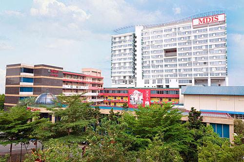 Trải nghiệm học tiếng Anh hè tại MDIS Singapore - 2