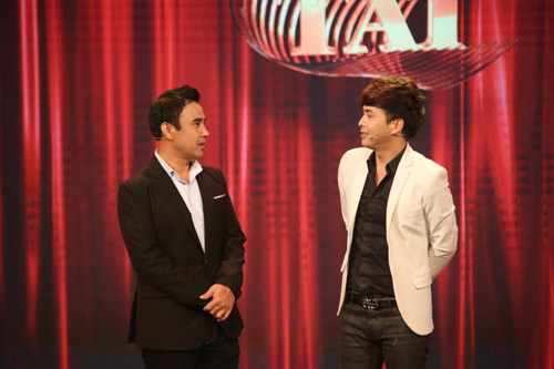 Hồ Quang Hiếu lần đầu ngồi ghế nóng show tìm kiếm tài năng - 2
