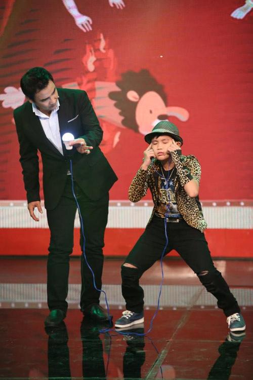 Hồ Quang Hiếu lần đầu ngồi ghế nóng show tìm kiếm tài năng - 4