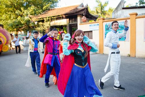 Tưng bừng lễ hội Magic World 2016 tại Thiên đường Bảo Sơn - 3