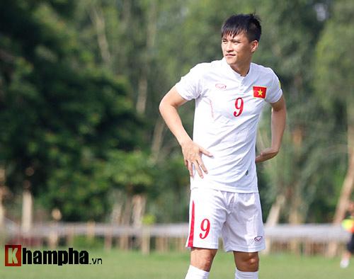 Đội tuyển Việt Nam: Công Vinh số 2, không ai số 1 - 1