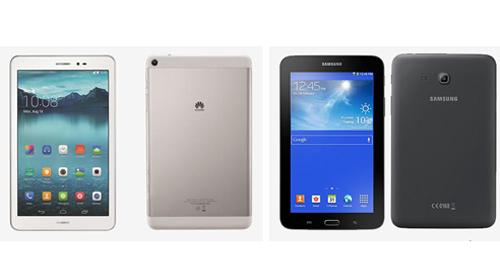So sánh Huawei MediaPad T1 8.0 và Galaxy Tab3V phân khúc 3 triệu đồng - 1