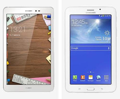 So sánh Huawei MediaPad T1 8.0 và Galaxy Tab3V phân khúc 3 triệu đồng - 4