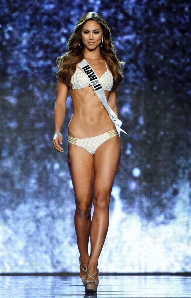 Bất ngờ vì nhan sắc quá khiêm tốn của tân hoa hậu Mỹ - 7