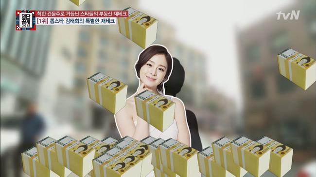Khối tài sản khủng nhất nhì showbiz Hàn của Kim Tae Hee - 2