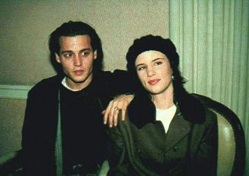 """Dàn người tình toàn chân dài của """"cướp biển"""" Johnny Depp - 8"""