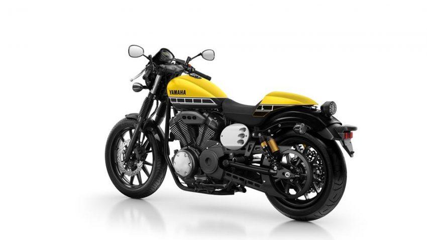 Công bố giá Yamaha CBU XV950CR  2016 - 5