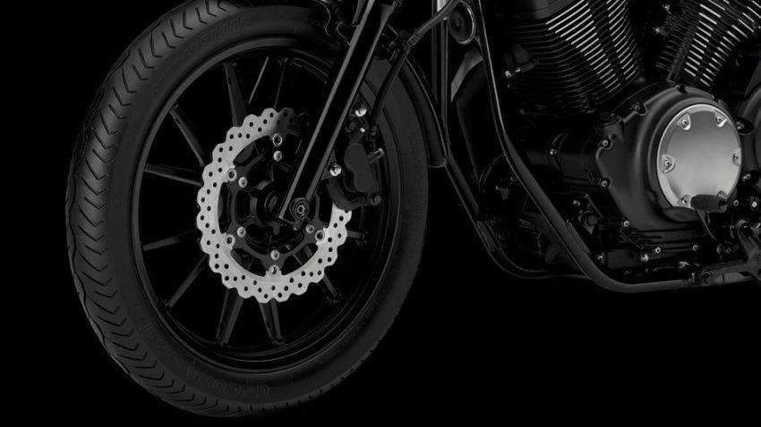 Công bố giá Yamaha CBU XV950CR  2016 - 6