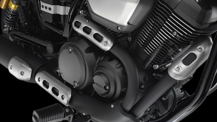 Công bố giá Yamaha CBU XV950CR  2016 - 7