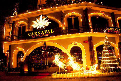 Cùng Carnaval cuồng nhiệt Euro 2016 - 2