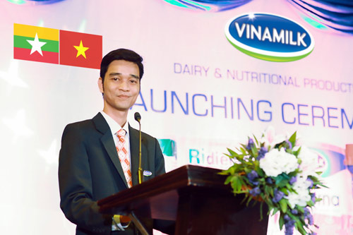 Vinamilk đẩy mạnh thâm nhập và mở rộng hoạt động ở khu vực Asean - 1