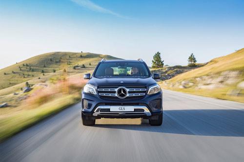 GLS và C-Class Coupé sẽ xuất hiện tại triển lãm Mercedes-Benz Fascination 2016 - 3